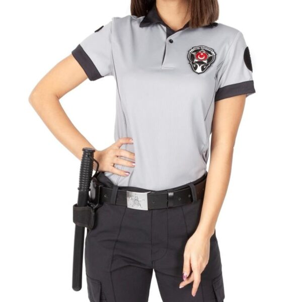 SHORT SLEEVE PRIVATE SECURITY T-SHIRT WOMEN