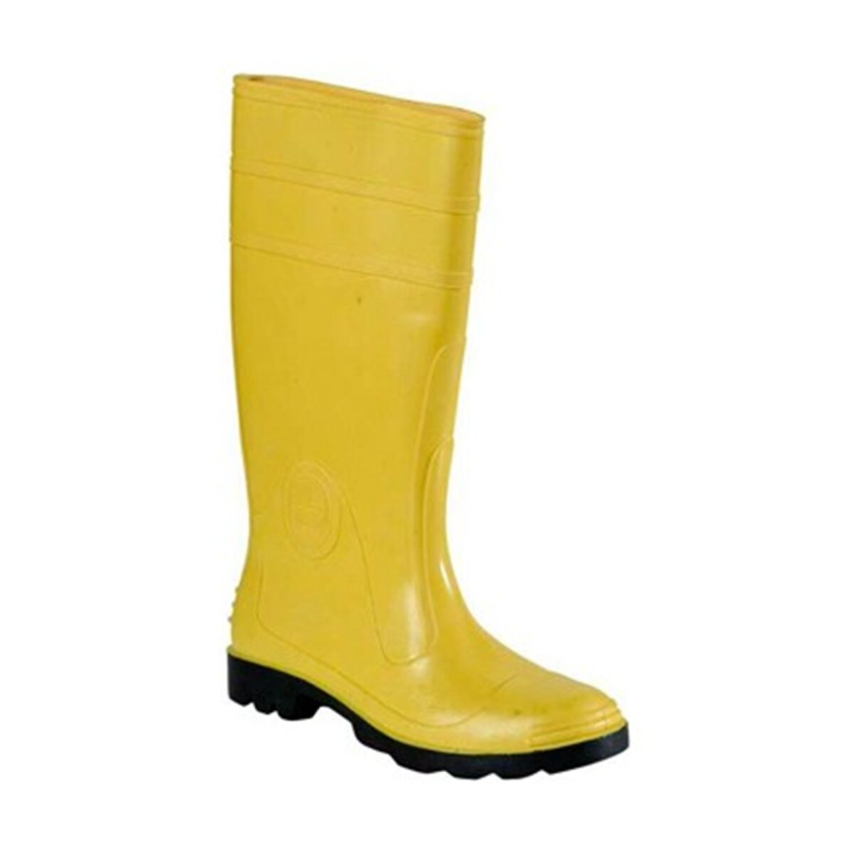YELLOW TRAVELING BOOTS MEN
