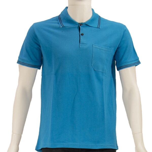 TURQUOISE LACOSTE T-SHIRT
